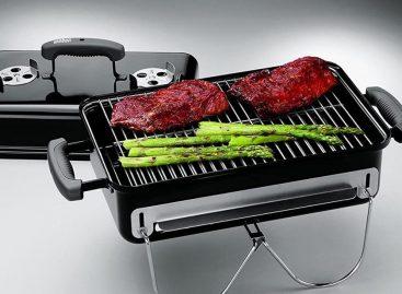 Weber Go Anywhere il barbecue portatile a carbonella