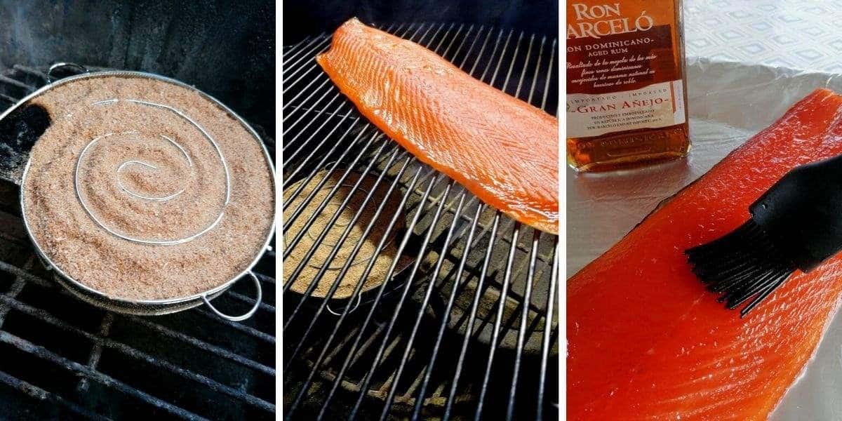 affumicatura a freddo del salmone