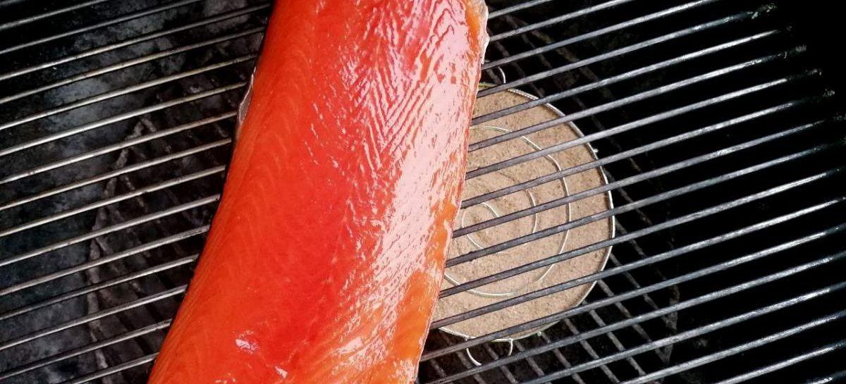 Come affumicare il salmone a freddo