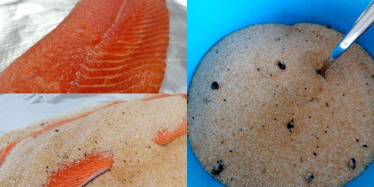 come affumicare il salmone in casa