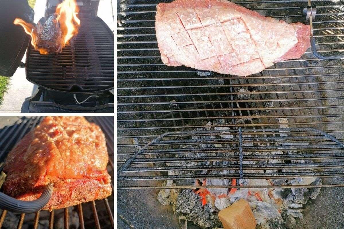 spinacino di manzo al barbecue - Passionebbq