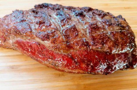 Tri tip bbq: lo spinacino di manzo al barbecue
