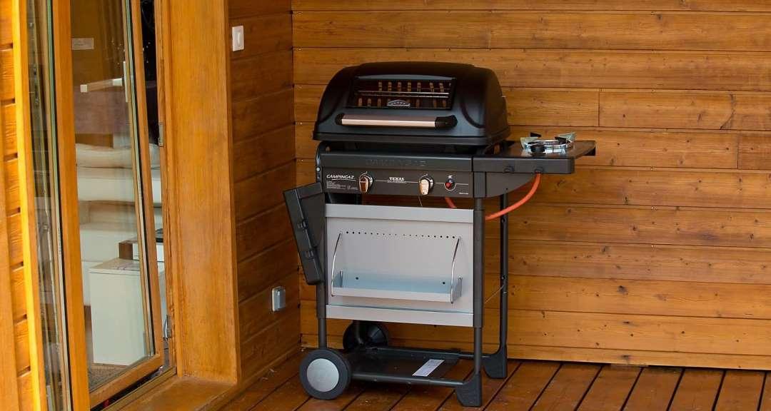 Barbecue Texas Revolution